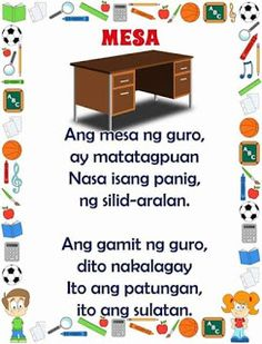 Filipino reading passages for kids. Practice reading through these Filipino short passages for your remedial reading session. Passages in. First Grade Reading Comprehension, Phonics Reading, Reading Comprehension Worksheets, Reading Passages, Grade 1 Reading Worksheets, Kindergarten Reading Activities, Vowel Worksheets, English Stories For Kids, Classroom Rules Poster