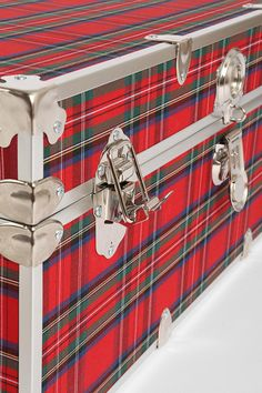 """Hastings, where is my #tartan #trunk?""  ""In the hallway, Sir.""  ""Very good, Hastings; bring it in, will you?""  ""Very good, Sir."""