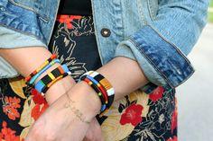 Color Wrap bracelets