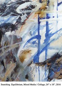 Vera Tchikovani, Searching for Equilibrium