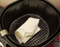 How to season your air fryer basket, this is a MUST read.