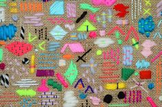 Textile Art by Eliza