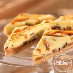 Praline Bars from Pillsbury® Baking