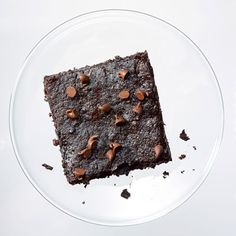 Get the recipe for Fudgy Flourless Brownies. This decadent (but surprisingly low calorie) dessert can be made with just 15 minutes of prep time!