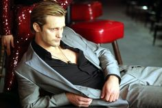 Alexander Skarsgard -he loves with whole heart.
