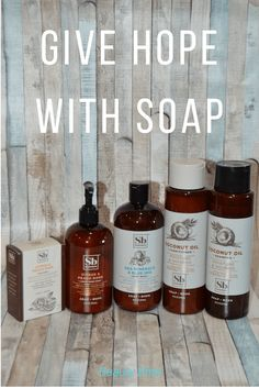 Give Hope with SoapB