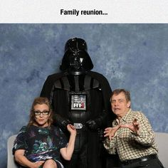 Vader Hasn't Aged A Day