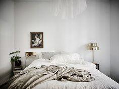 Step Inside a Monochrome Scandinavian Apartment · Savvy Home