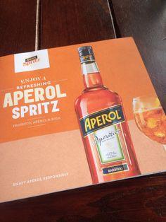 Aperol spritz, prosecco, aperol & soda #aperol #refreshing Aperol Soda, Prosecco, Tea, Drinks, Bottle, Food, Italy, Drinking, Beverages