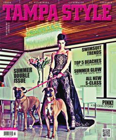 Tampa Style July/August 2013 Summer Double Issue