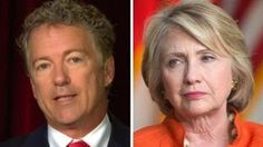 Rand Paul calls for indictment of Hillary Clinton Republican Senator joins 'The O'Reilly Factor' to elaborate on prison time demand for Democratic presidential nominee
