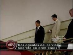Dos Agentes Del Servicio Secreto Ebrios Chocan Contra Verja De La Casa Blanca