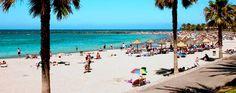Playa del Camisón Tenerife