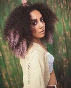 Purple Ombre, Purple Hair, Ombre Hair, Festival Hair, Festival Fashion, Clip In Extensions, Hippy, Hair Inspiration, Afro