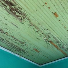 Restoring Beadboard Ceilings - Farm House Renovation Farm Life, Farm House, Vintage Farm, Vintage Industrial, Old Houses, Restore, Porches, Front Porch, Farmhouse Style