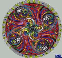 Celtic Mandala by ~BumwardoImortal on deviantART