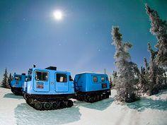 Mejores Viajes de Invierno 2013 - National Geographic