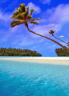 Matira Beach ,Bora Bora