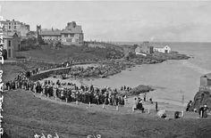 Bathing Strand, Portrush, Co. Antrim