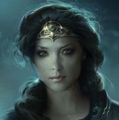 Princess_for masterclass, Ivan Laliashvili on ArtStation at https://www.artstation.com/artwork/No0W1