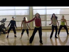 Tootsie Roll Zumba - YouTube