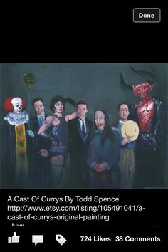 Tim Curry - Mostly posted this for the Hexxus balloon. :)