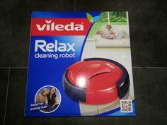 Produkttest Vileda Relax Cleaning Robot