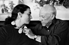 An exhibition in New York, will display works by Picasso that were inspired by Jacqueline Roque, with whom he lived from 1954 until his death in 1973.