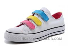 http://www.nikejordanclub.com/white-converse-chuck-taylor-3-straps-pink-yellow-blue-preschool-all-star-velcro-sneakers-cheap-to-buy-jymbxws.html WHITE CONVERSE CHUCK TAYLOR 3 STRAPS PINK YELLOW BLUE PRESCHOOL ALL STAR VELCRO SNEAKERS CHEAP TO BUY JYMBXWS Only $75.28 , Free Shipping!