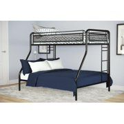 This metal bunk bed is certainly an inspiring and remarkable ideaThis metal bunk bed is certainly an inspiring and remarkable ideaThese metal bunk beds are certainly an inspiring and remarkable idea. These metal bunk beds Twin Full Bunk Bed, Metal Bunk Beds, Bunk Beds With Stairs, Kids Bunk Beds, Twin Xl, Attic Bed, Modern Bunk Beds, Quartos