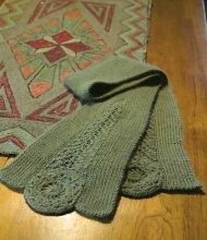 Phyllicia   Berroco free scarf pattern