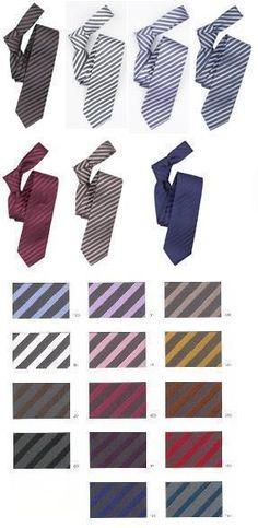 +Casa Moda Krawatte 003520 Seide Stripes