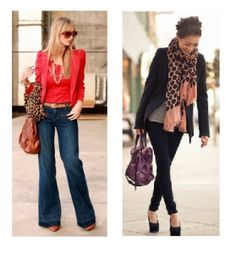 jeans for work - Lisa McLatchie