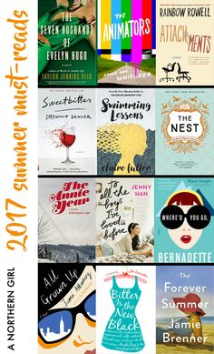 working my way through my summer book reading list - check out these beach reads you have to check out!