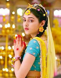 Radhey waiting for krishna Radha Krishna Songs, Radha Krishna Love Quotes, Cute Krishna, Radha Krishna Pictures, Radha Krishna Photo, Krishna Photos, Shree Krishna, Lord Krishna, Radha Kishan