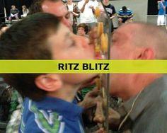 Ritz Blitz - Fun Ninja Youth Group Games   Fun Ninja Youth Group Games