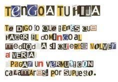 chuletas | Blog de Antonio OmatosTextos con recortes de revistas