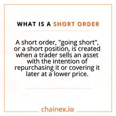 Going short vs going long. What's the difference? Comment below!🚀🚀 👇👇👇 #bitcoin #btc #eth #chainex #chainexroadto200k #assets #doge #traders #warrenbuffet #davidbailey #crypto #cryptocurrency