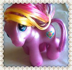 MY LITTLE PONY ❤︎ G3 MLP ❤︎ PINK SUNSPARKLE BABY ❤︎ CLEAN/NICE KAWAII ❤︎ '03-'08 #Hasbro