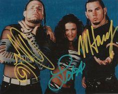 Jeff & Matt Hardy with Lita! One of my favorite stables of all time! The Hardy Boyz, Jeff Hardy, Wwe Lita, Hardy Brothers, Wrestlemania 33, Wwe Superstars, My Man, Wwe Stuff, Wrestling