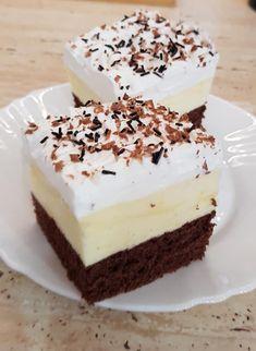 Biztosan kedvenc lesz nálatok is! Hungarian Desserts, Hungarian Cake, Sweet Recipes, Cake Recipes, Dessert Recipes, Creative Food, No Cook Meals, Cake Cookies, Easy Desserts