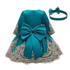 LZH Baby Dress Girls Formal Bowknot Birthday Party Tutu Flower Dress with Headwear Flower Girl Tutu, Flower Dresses, Flower Girls, Birthday Dresses, Wedding Party Dresses, Party Wedding, Dress Party, Party Wear, Pageant Dresses