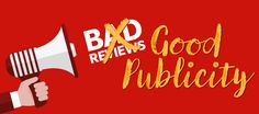 %TITTLE% -    4 Ways to Get Good Publicity From Bad Reviews By: HomeAdvisor   Has a past customer posted a negative online review about your business? Don't sweat it. With the right response, you can use negative reviews to generate positive exposure and build better client relationships. Here are four... - http://9gags.site/4-ways-to-get-good-publicity-from-bad-reviews.html