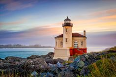 Coquille River Lighthouse by Chip Morton on 500px