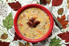 Thanksgiving leftovers: Turkey, sweet potato, and corn chowder - CSMonitor.com