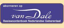 Gebarenwoordenboek; Stichting Nederlands Gebarencentrum
