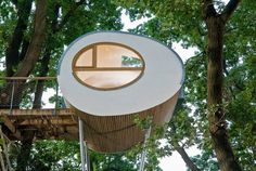 Modern Treehouses: Childhood Dream Turned into a Luxury Getaway