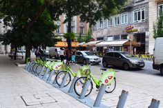 Budapest on a Weekend - Rent a bike http://www.myhammocktime.com/2015/10/01/budapest-on-a-weekend/