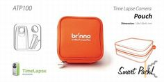 Brinno carry case for TLC-200 and Accessories