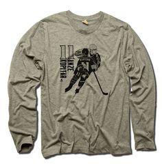 Anze Kopitar Officially Licensed NHLPA Los Angeles Men's Long Sleeve S-2XL  Anze Kopitar Mix K